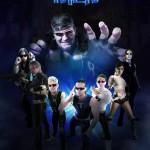 Strongmen Poster Dark